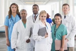 Team of Medical Doctors and Disability Insurance Attorneys