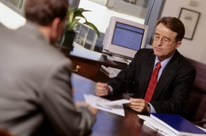 Attorney handling long term disability claim