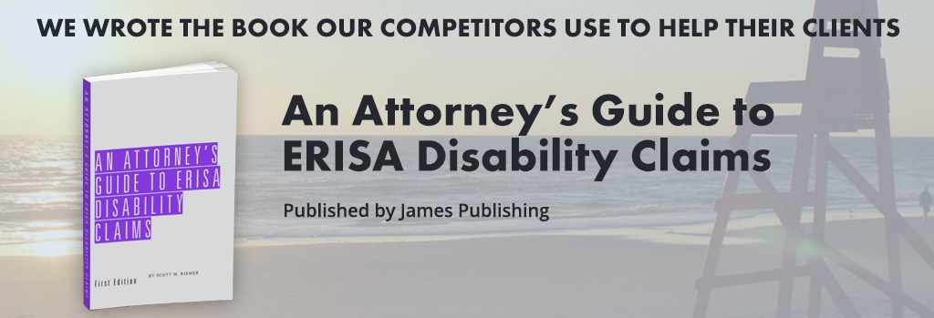 An Attorney's Guide to ERISA Disability Claims